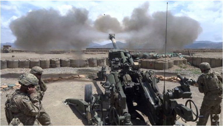 Field Artillery officers are experts in managing and integrating a wide variety of assets to influence the overall mission. alt