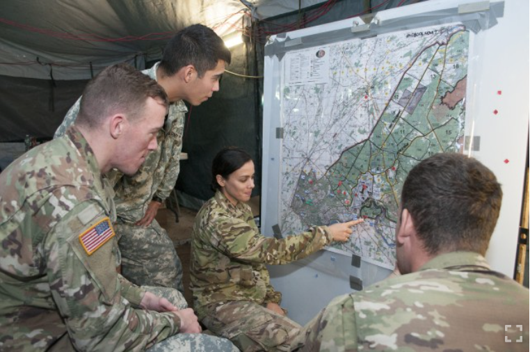 Intelligence is the most important factor in any military operation. Military Intelligence officers provide essential information to decision makers. alt