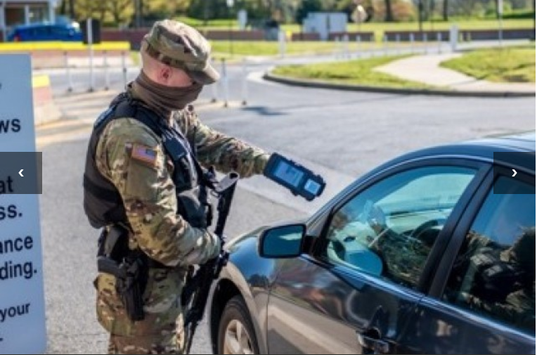 The Army depends on Military Police to maintain law, order, and discipline.  alt