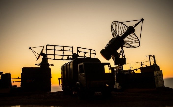 Signal Corps creates the backbone communications infrastructure for our Soldiers in the field. alt