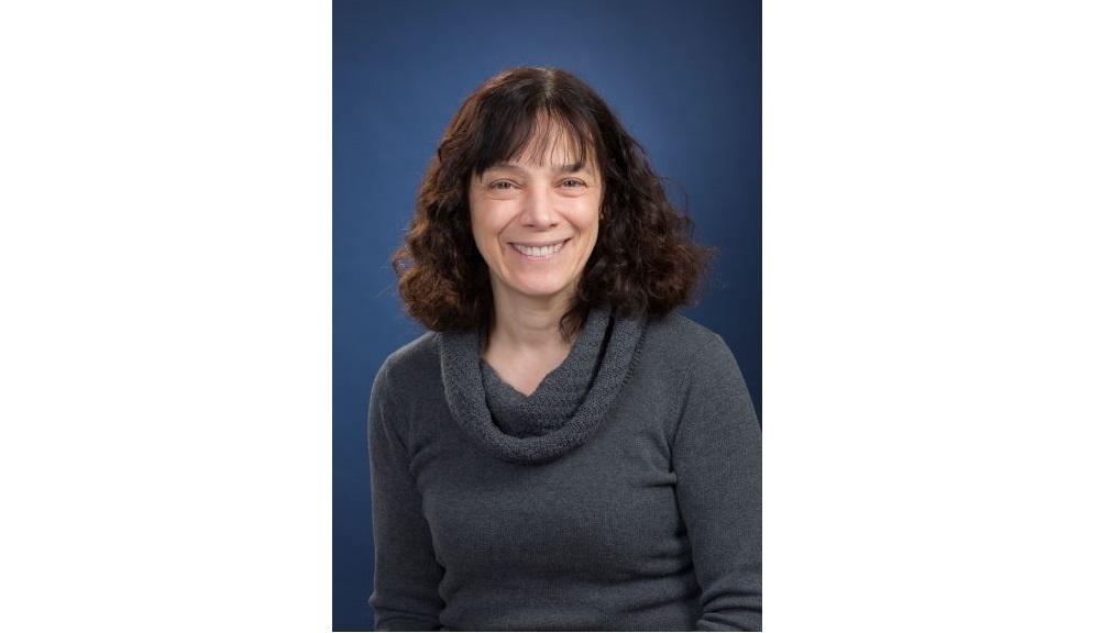 Suzanne Scarlata, Richard Whitcomb Professor of Biochemistry.