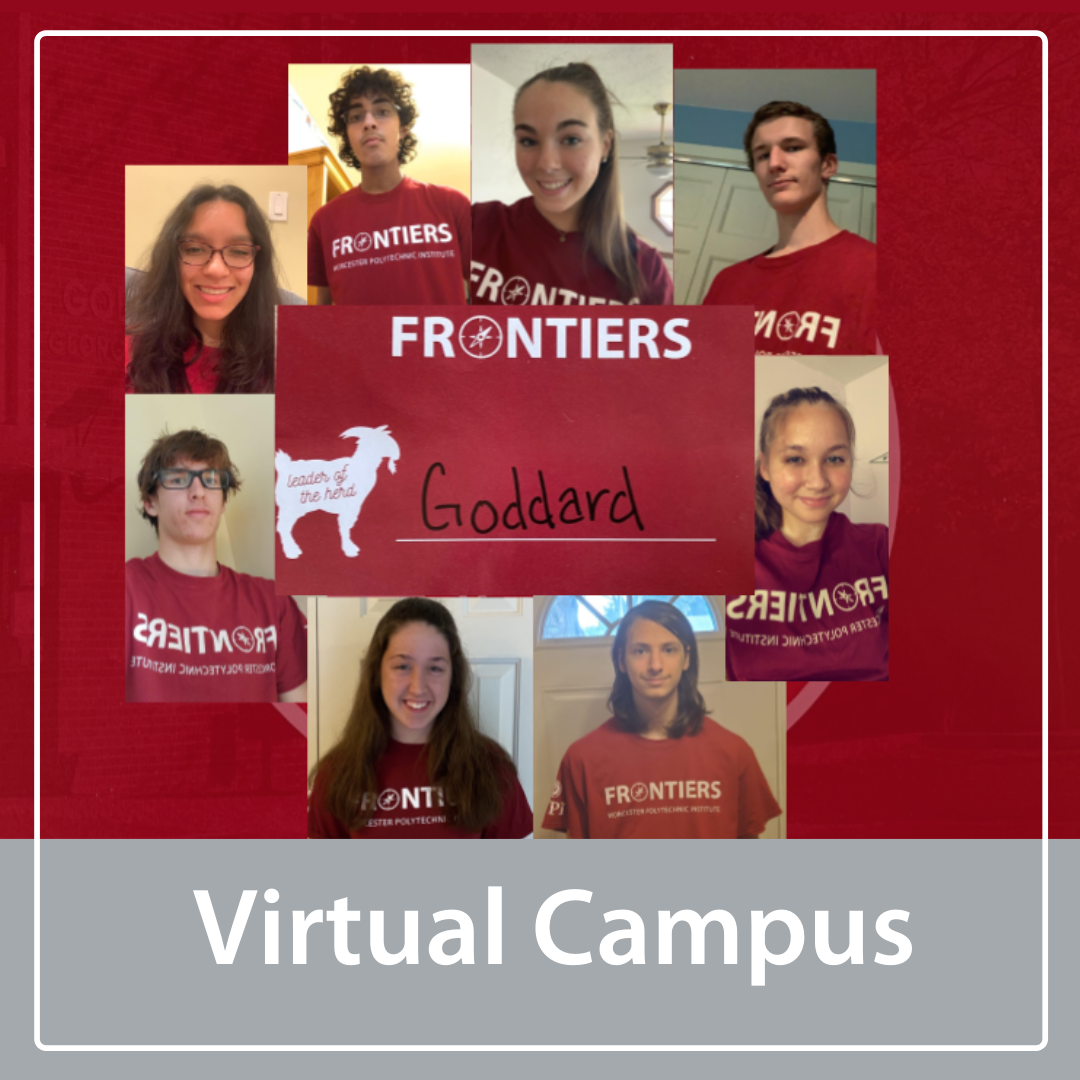 virtual campus picture of students