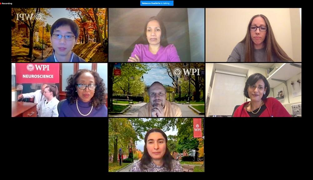 critical conversations COVID response panel