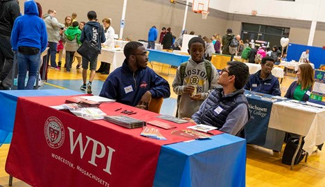Designing Your Future WPI table