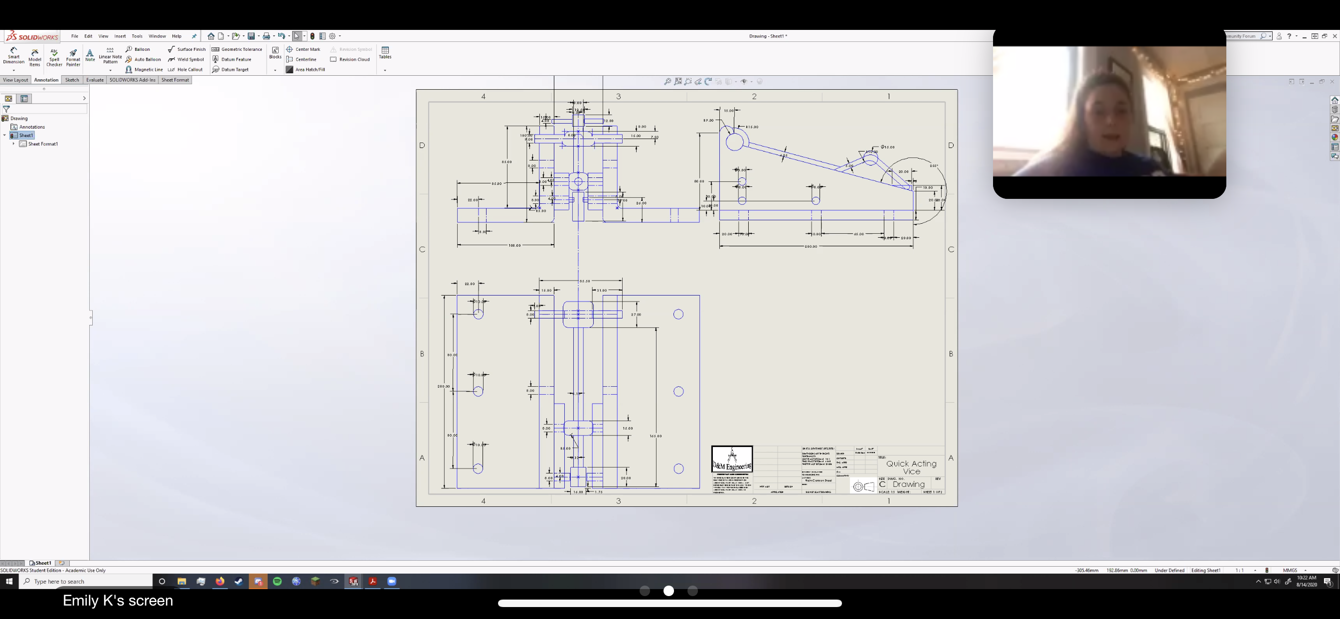 cad software being reviewed zoom