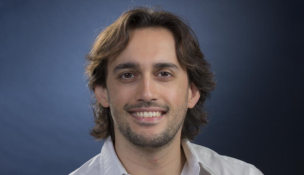 Carlo Pinciroli, co-prinicipal investigator alt