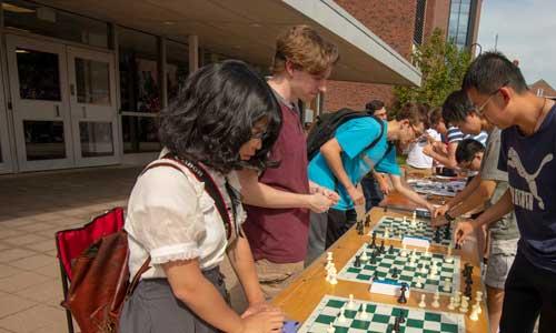 Activities Fair Chess
