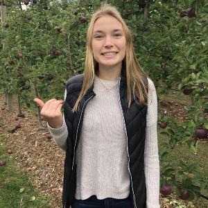 Profile image for Caitlin Stregowski, an undergraduate tutor