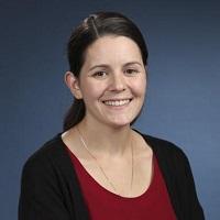 Portrait of WPI researcher Amity Manning alt