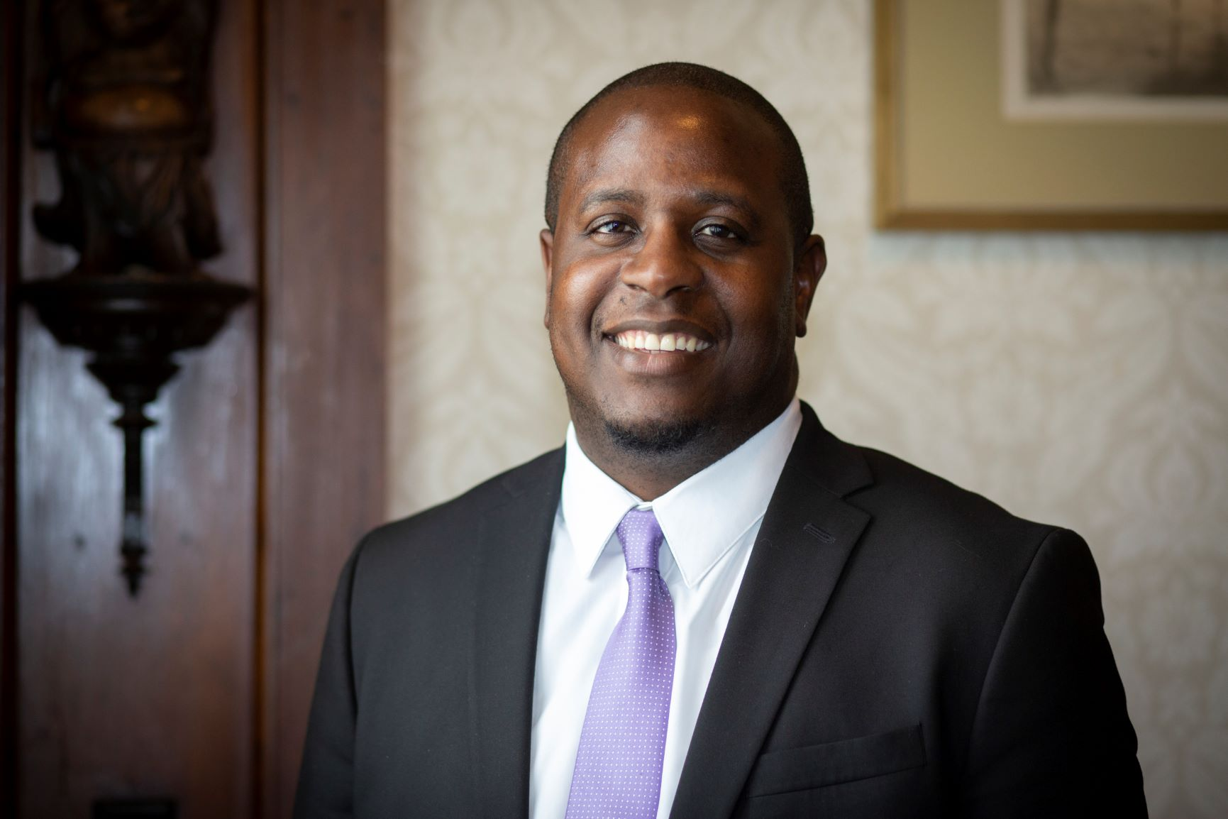 Kola Akindele AVP of External Relations and Strategic Partnerships.