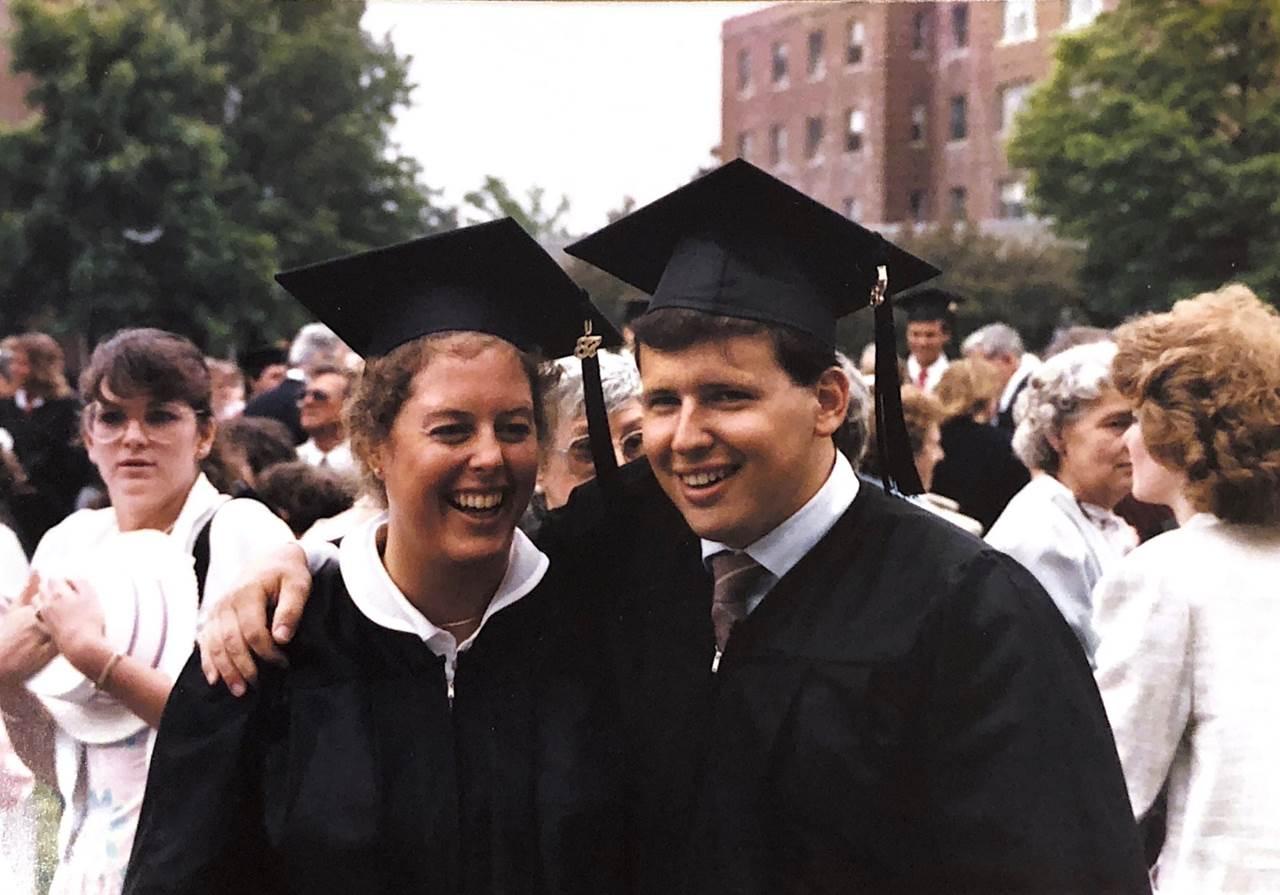 Mike Banic and Beth Johnson alt