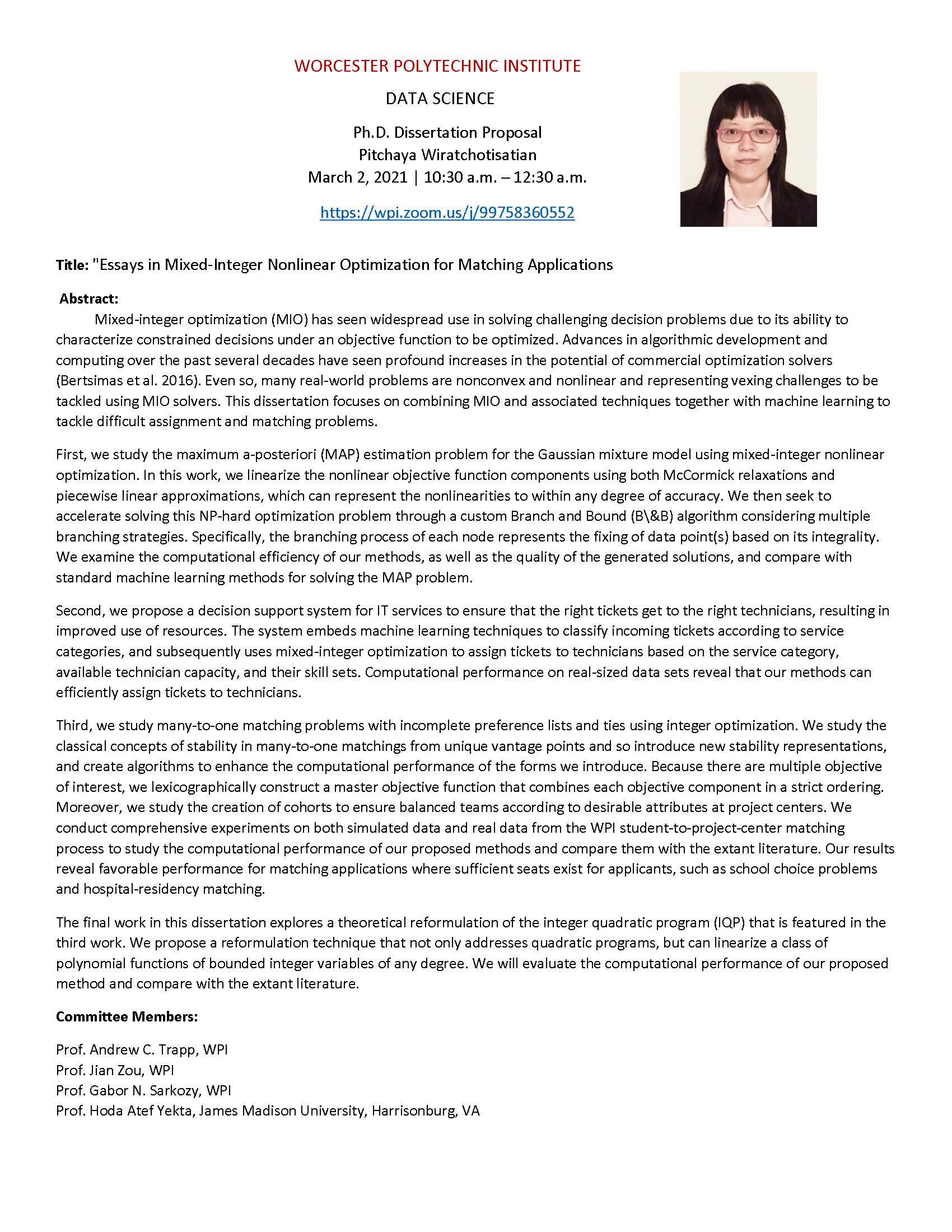 Ph.D. Dissertation Proposal - Pitchaya Wiratchotisatian alt
