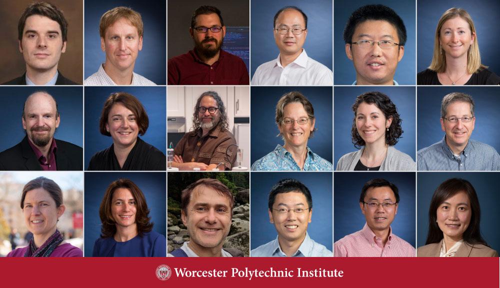WPI professors