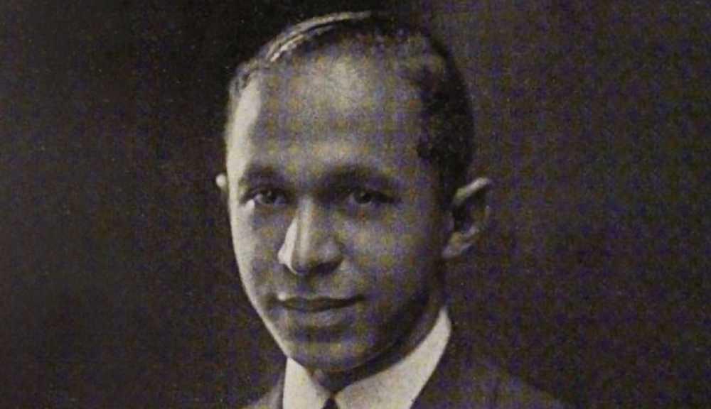 A portrait of Naudin Oswell, WPI's first Black graduate.