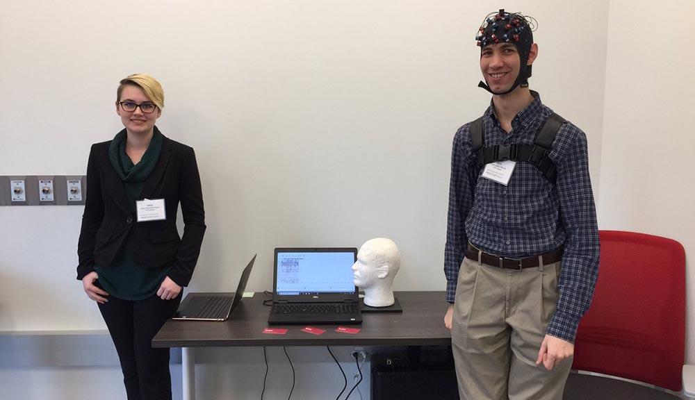 fNIRS at Neurotech Suite at WPI