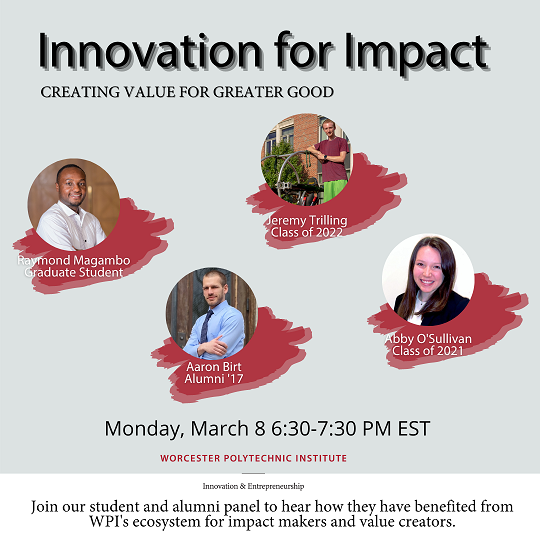 Innovation for Impact