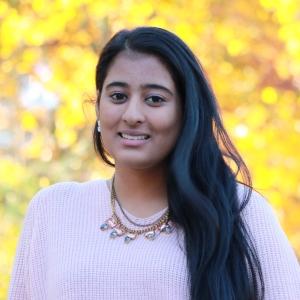 Headshot of Pooja Patel