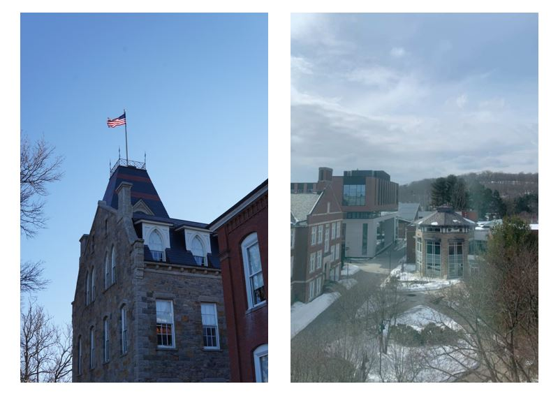 two views of WPI