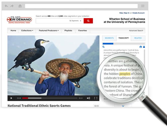 Films On Demand screenshot