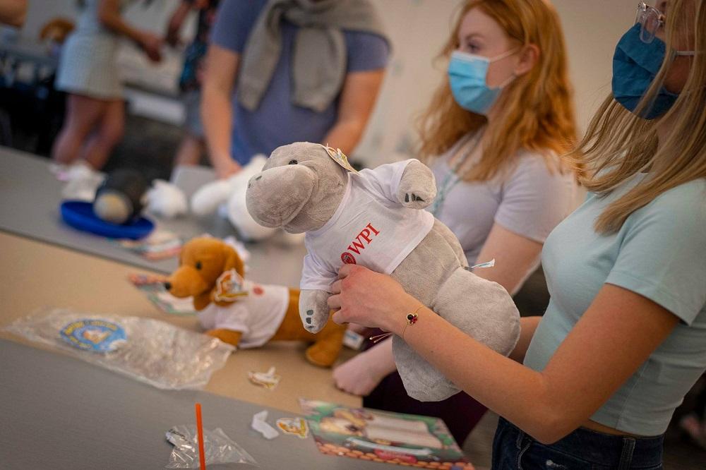 build-a-bear student activity