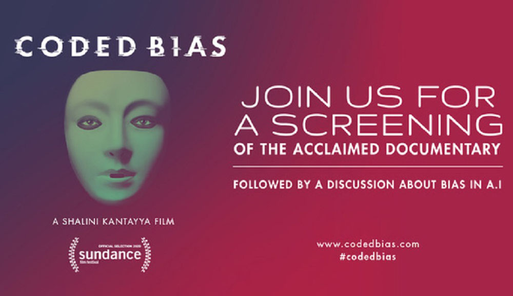 Coded Bias film poster