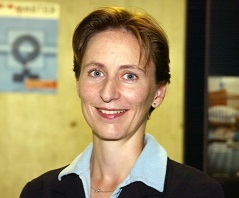 Photo of Dr. Aude Billard