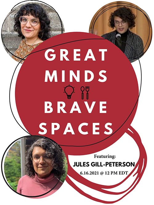 Great Minds Brave Spaces at WPI