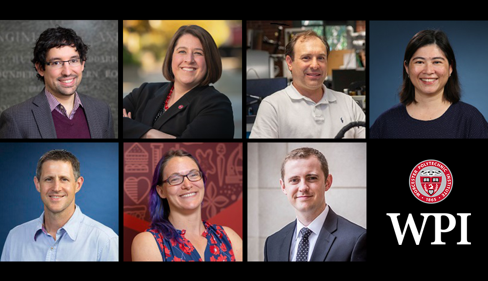 WPI faculty and staff receive annual awards