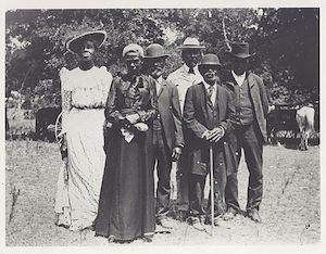 Emancipation Day 1900 - Image from Wikipedia