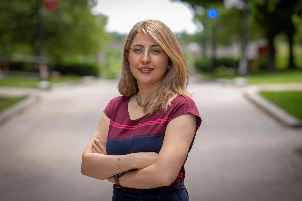 Sara Saberi