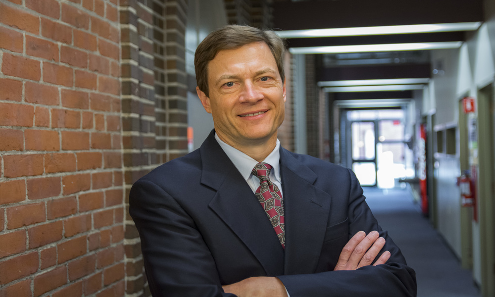 John McNeill named Dean of Engineering
