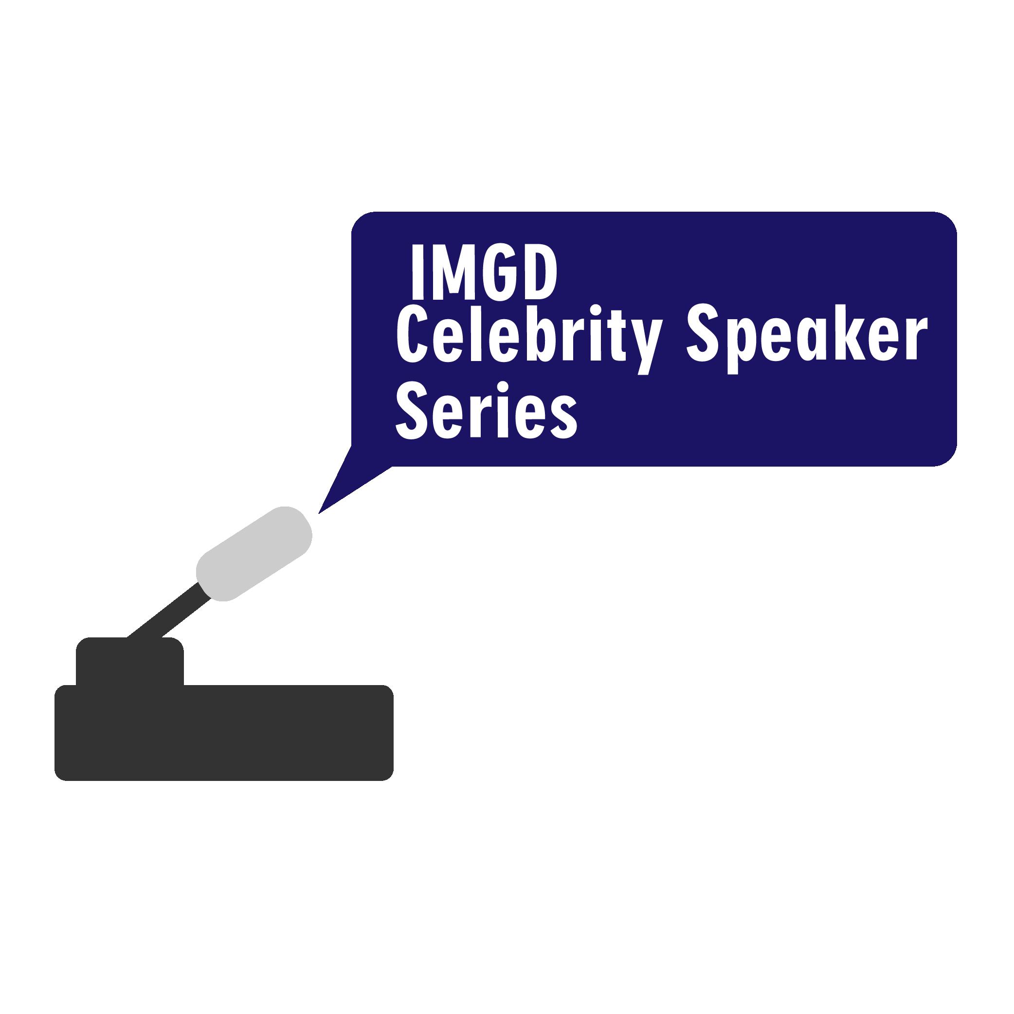 Speaker series logo