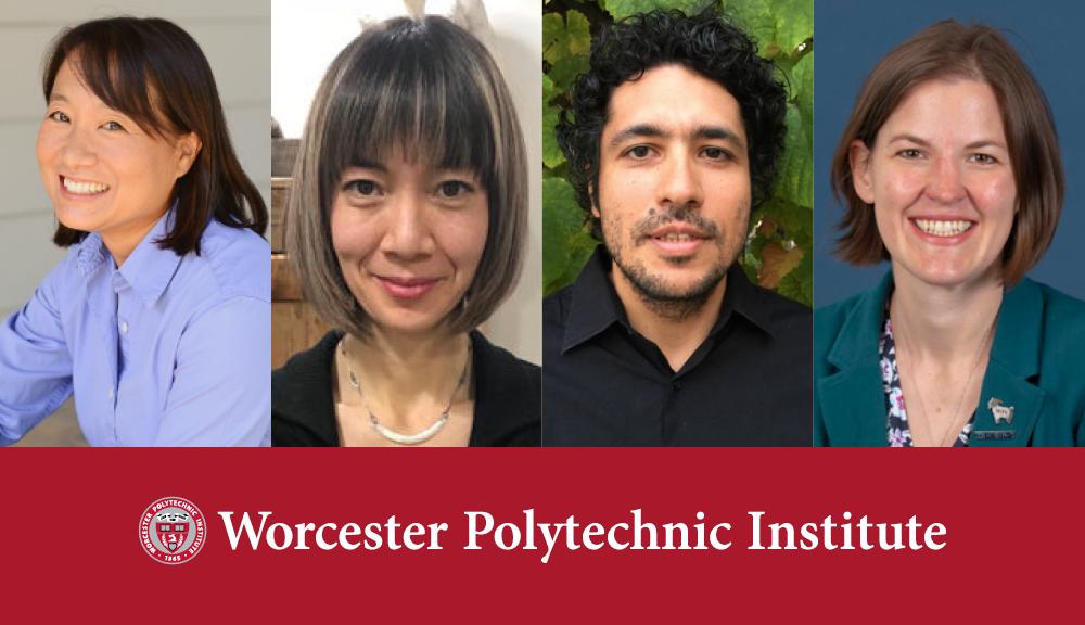 ARIS fellows Katherine Chen, Katherine Foo, Yunus Telliel, and Sarah Stanlick