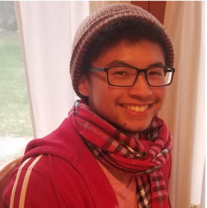 IMGD student, Issa Shulman