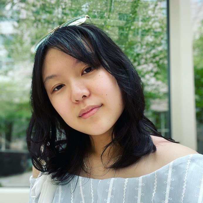 IMGD student, Mariko Endo