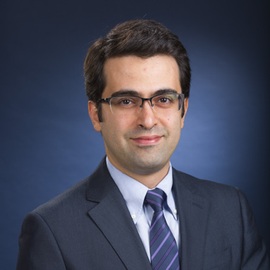 Nima Kordzadeh Headshot