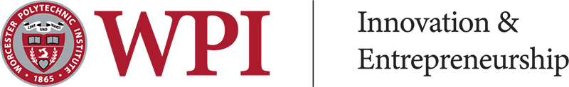 WPI Innovation & Entrepreneurship logo
