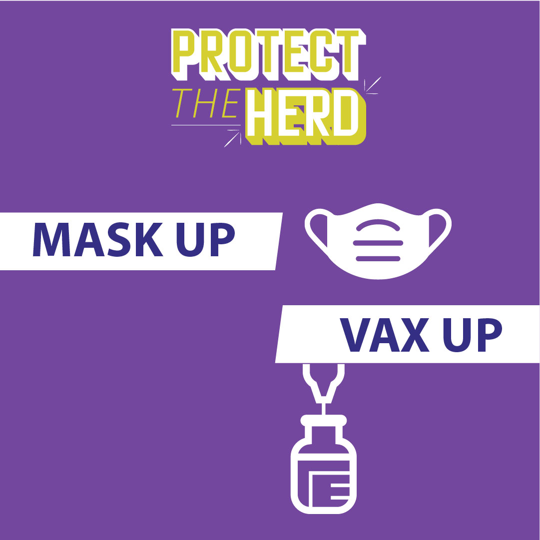mask up vax up