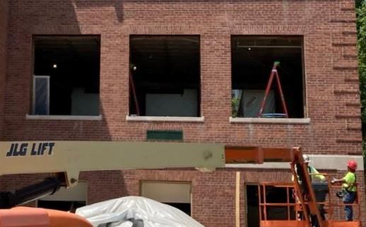 Kaven Hall Renovations 3
