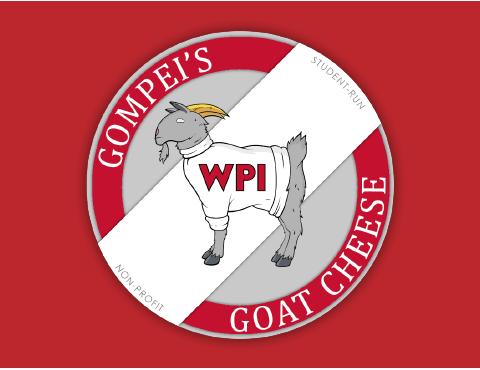 Gompei's Goat Cheese logo alt