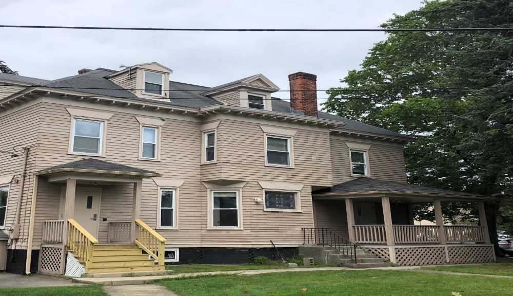 An exterior photo of Wachusett House.
