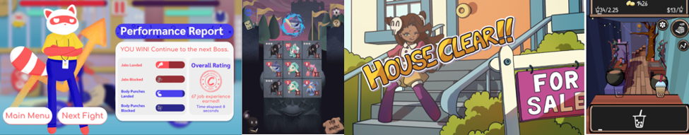 Clock Out, House Haunters, Bewitching Boba, Trials of Midnight