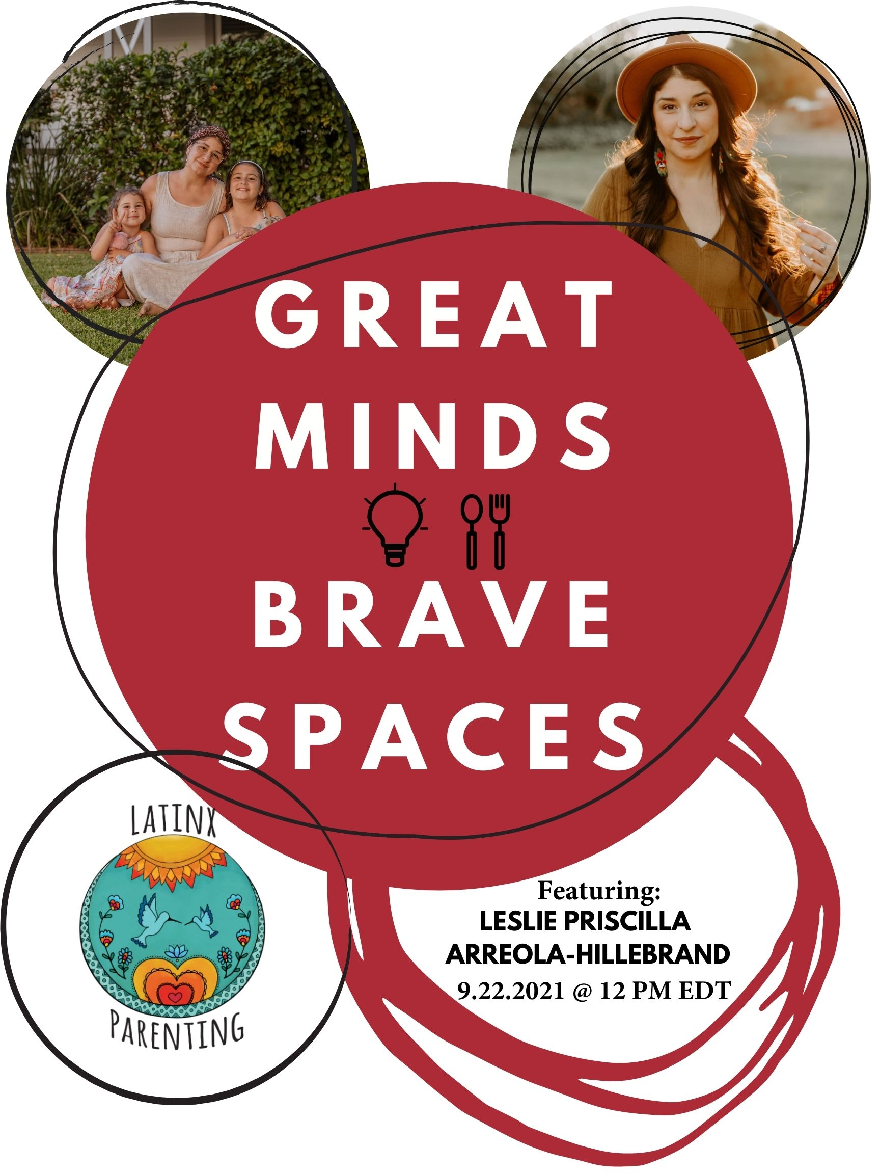 Great Minds Brave Spaces Latinx Parenting