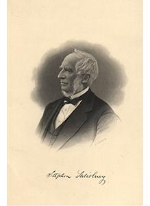 Historical photo of Stephen Salisbury II