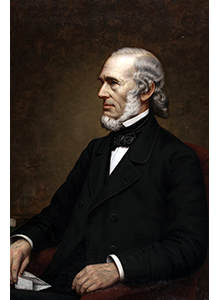 Historical photo of Ichabod Washburn