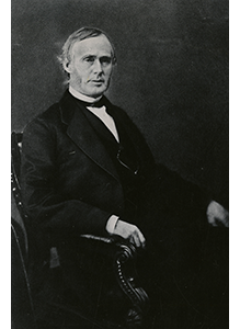 Historical photo of George Hoar