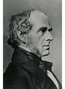 Historical photo of Emory Washburn