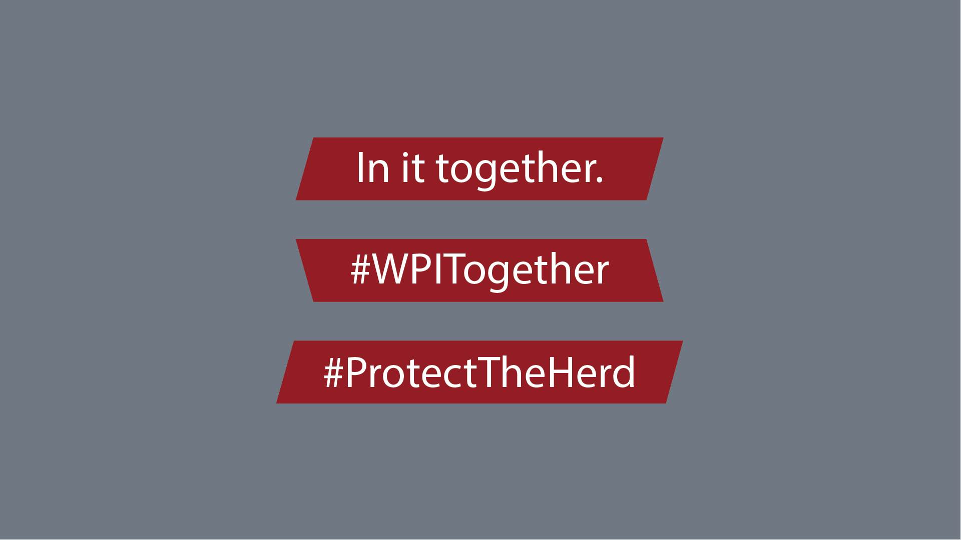 How You Can Help - Protect the Herd