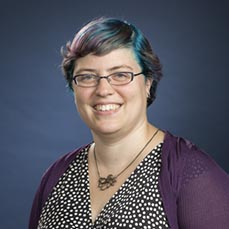 WPI professor gillian smith