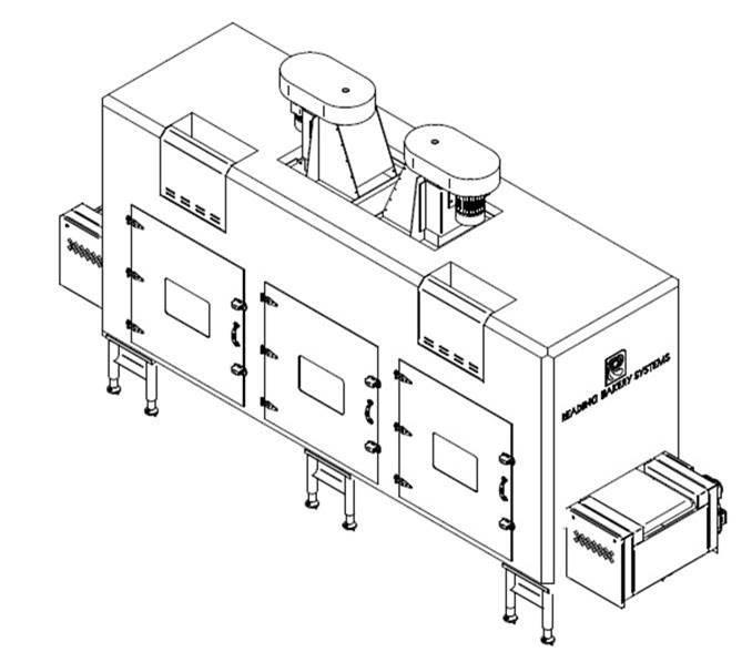 Advanced drying system design alt